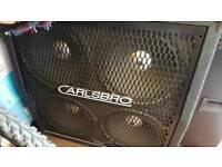 4 by 12 speaker cabinet carlsbro