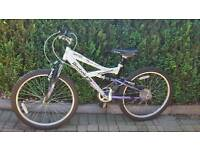 Junior girls bike