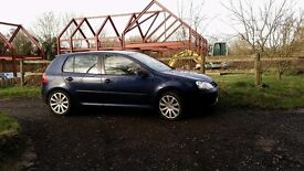 2008 2 owner from new vw golf (Dont miss out )