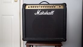 Guitar Amplifier for sale, Marshall VS65R with footswitch