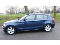2010 BMW 118 diesel ,leather interior ((very very clean example))