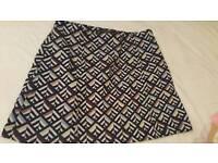 ZARA mini skirt size small