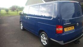 2004 VW T5 140 BHP MINT NO VAT