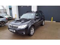 Subaru Forester 2.0 D XC 5dr £6,295, 2 owners 2008 (58 reg), SUV
