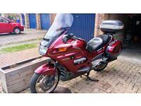 Honda pan european st1100 2001