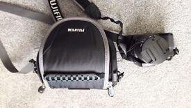 Fujifilm Bridge camera & case