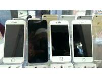 IPHONE 6S 16GB LIKE NEW FACTORY UNLOCKED WITH RECEIPT AND WARRANTY