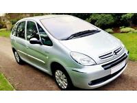 CITROEN PICASSO ESTATE DIESEL HDI £800