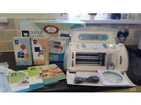 Cricut create greeting cards machine
