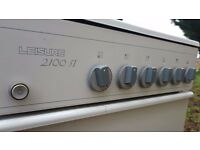 White leisure 2100 gas cooker