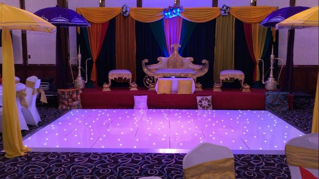 Asian wedding stage hire in northampton northamptonshire gumtree junglespirit Choice Image