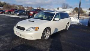 2006 Subaru Legacy 2.5 GT Limited 4WD - $6060 TAXES IN!