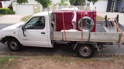 Reliable Deliveries, Pickups & Moves - Man and Ute Hire-