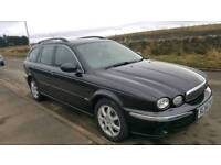 JAGUAR, X TYPE, 2 L, FULL MOT, IMMACULATE CONDITION.
