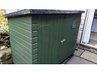 Garden Bike Shed For Sale