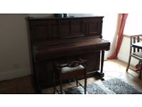 Piano; free to a good home - very good condition, needs to be removed ASAP