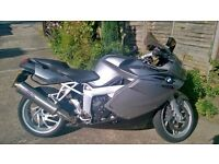 BMW K1200S - ABS / ESA / Panniers / Remus Exhaust in excellent condition with lots of extras!