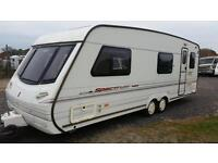 4 BERTH TWIN ABBY SPECTRUM WITH END KITCHEN AND MORE IN STOCK AND WE CAN DELIVER