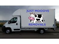 Just Mooove Man and Van Removal Service