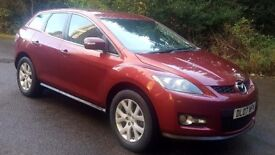 Mazda CX-7 2.3 DISI MZR 5dr 2007 JUST ARRIVED !