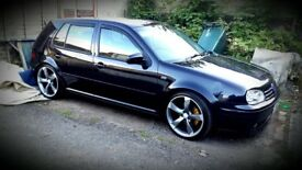 golf gti modified *full service history*