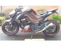 Kawasaki ZR 1000 GFF ABS