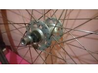 700c front wheel by Cooper Cycles