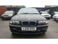 BMW 316i SE Black 1.9 Clean Example 3 Series