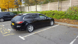 MAZDA6 2.0 Ts DIESEL (140bhp) very economical and GOOD car