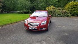 Vauxhall Insignia 1.8l Nav Elite 16v Sports Tourer ...Top of Range Model ..Beautiful Car Throughout