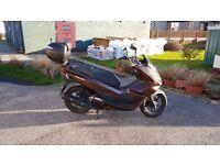 Honda pcx 125 very low miles sale/swap