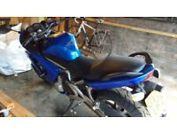 Motorbike great condition