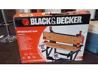 Black & Decker Workmate in box
