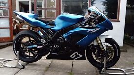 YAMAHA R1 TRACK BIKE PACKAGE BIG SPEC AND SPARES