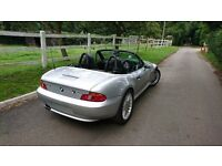 BMW Z3 3.0L 2000 ALPINA WHEELS 87000 MILES IMMACULATE CONDITION M SPORT SPEC