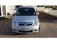 BARGAIN! VERY RELIABLE FAMILY CAR - LOW Mileage – ONLY 52k - 2007 Vauxhall Meriva Design 1.4 Petrol