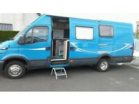Iveco daily 50c17 camper