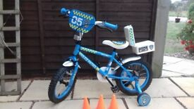 Childs bike. VG condition.