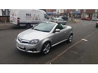 PERFECT CAR FOR THIS WEATHER VAUXHALL TIGRA CONVERTIBLE