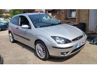 Ford Focus 1.6 Zetec (St170 Rep) Drives Superbly
