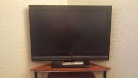 "32"" Flat screen JVC TV for sale"