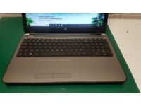 fast fulley working hp laptop windows 10 quad core cpu 4gb ram 500gb hdd