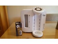 Tommee Tippee Perfect Prep Machine + brand new filter