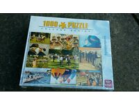 Jigsaw puzzle brand new and sealed