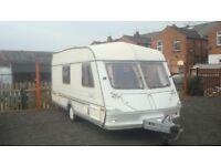 1996 ABI 4 berth caravan