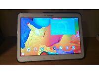 10.1 inch Tablet - Samsung Galaxy Tab 4 (Wi-Fi, White)