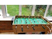 Children's football/Pool table