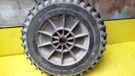 Plastic /rubber wheel ,more than one available