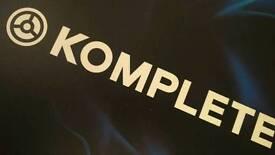 Komplete 8 - Backup DVDs only, no serial