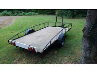 Multi Purpose trailer, excellent condition